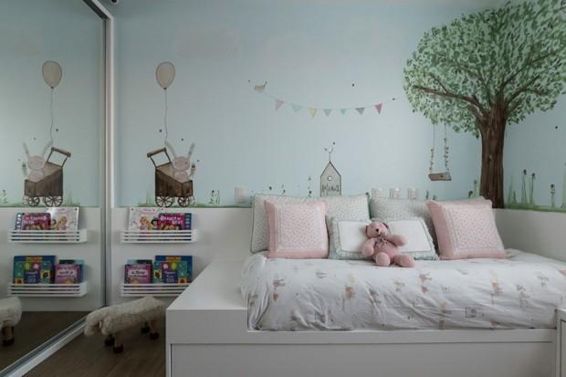 quarto-criança-projeto-hb-interiores (Foto: Marcelo Donadussi / Divulgação)