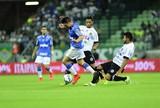 Pedro Henrique fecha o gol do ASA contra o Palmeiras e ganha confiança