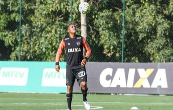 """Robinho crê em bom futebol na final, mas vê um obstáculo: """"Psicológico"""""""