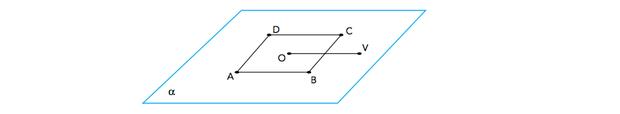Questão de geometria (Foto: Uerj/2014)
