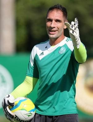 Fernando Prass Palmeiras (Foto: Cesar Greco/Ag Palmeiras/Divulgação )
