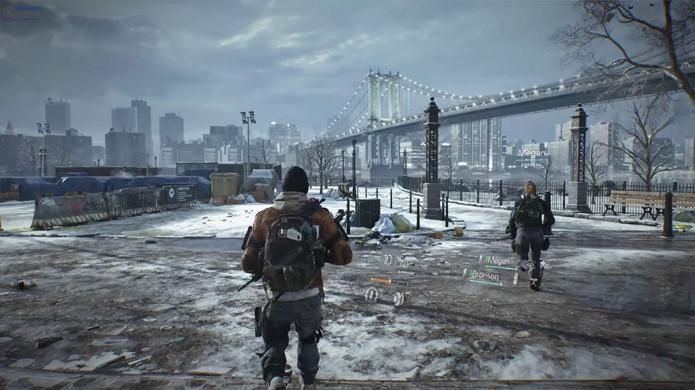 Prepare-se para explorar Nova York em toda a sua extensão em The Division (Foto: Reprodução/Movie Pilot)
