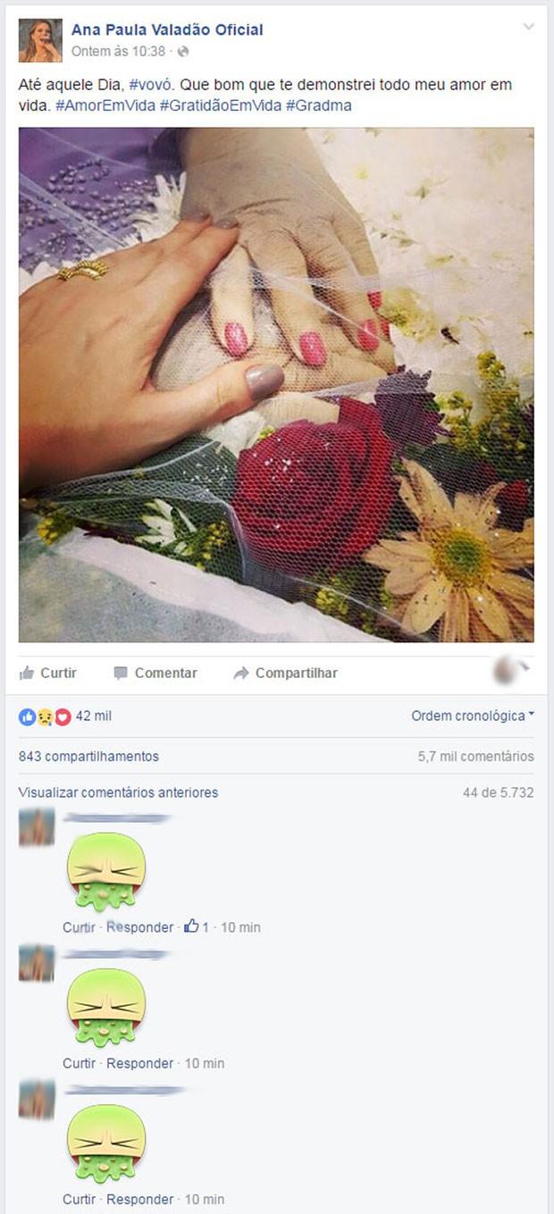 Ana Paula Valadão (Foto: Facebook / Reprodução)