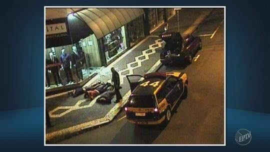Câmeras de monitoramento de Piracicaba flagram furto de loja de roupas