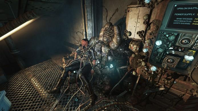 Soma traz o terror do isolamento em um lugar onde máquinas perderam o controle (Foto: Reprodução/New Game Network)