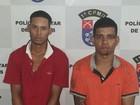 Jovens suspeitos de assalto são presos em Jequiá da Praia