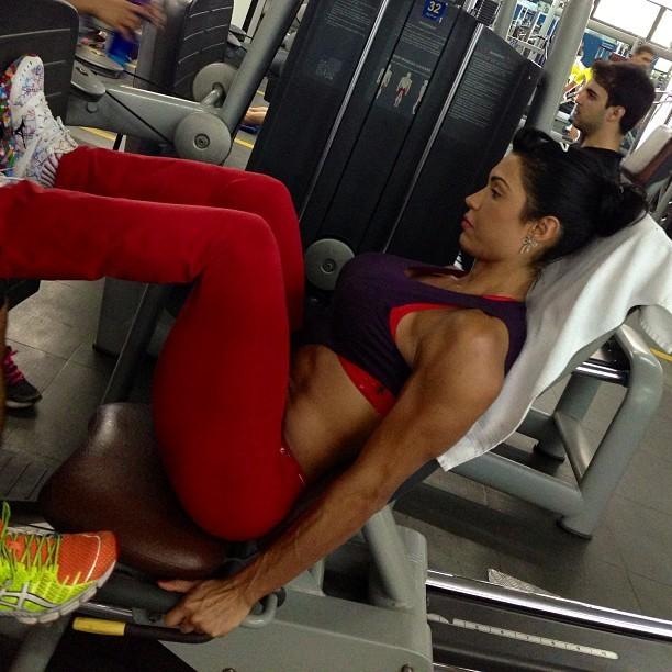 Gracyanne Barbosa (Foto: Reprodução/Instagram)