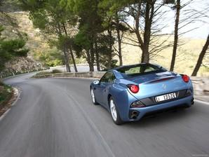 Papel de parede: Ferrari California