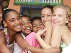 Campanha defende os direitos de crianças, adolescentes e jovens (Divulgação)