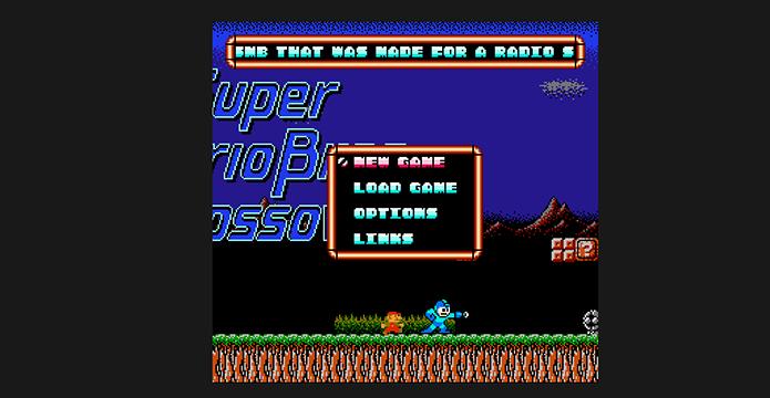 Super Mario Crossover: como jogar e fazer o download do game (Foto: Reprodução/Murilo Molina)