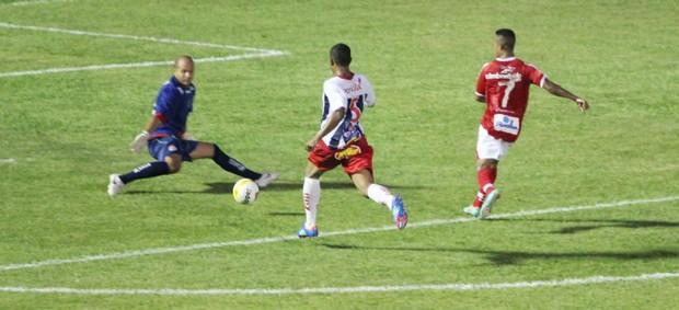 Mogi Mirim vence Penapolense pelo Paulistão (Foto: Geraldo Bretanha/MogiMirim)