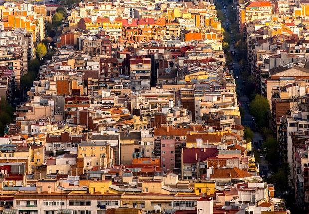 Área residencial de Barcelona (Foto: David Ramos/Getty Images)