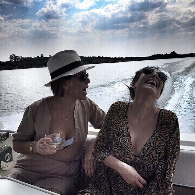 Gloria Pires e Cleo  (Foto: Reprodução/Instagram)