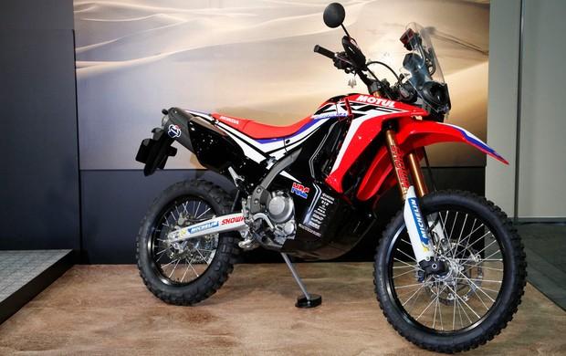 BLOG: MM Produtos - Honda revela protótipo da CRF250 Rally...