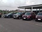 PRF prende cinco estelionatários e recupera veículos de luxo alugados