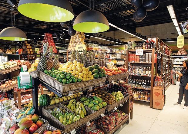 Empresa;Consumo;Walmart;Unidade do Pão de Açúcar Minuto (Foto: Agência Estado)