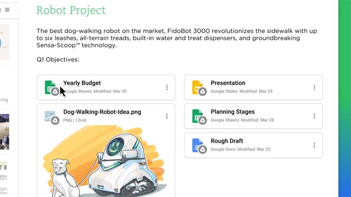Integração permite que usuários do Evernote insiram arquivos do Google Drive diretamente em notas (Foto: Reprodução/YouTube)