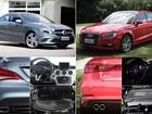 Veja fotos de Audi A3 Sedan e Mercedes-Benz CLA
