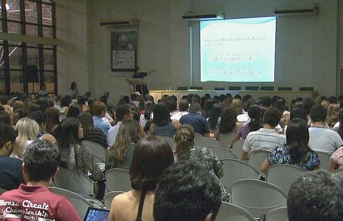 XVIII Seminário de Jornalismo da Rede Amazônica (Foto: Reprodução/ TV Amazonas)