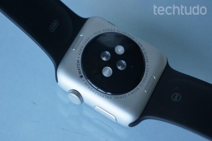 O Apple Watch tem usabilidade mais simples que seus concorrentes (Foto: Bernardo Dabul/TechTudo)