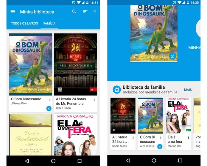 Usuários não precisam pagar a mais para compartilhar apps com a família (Foto: Divulgação/Google)