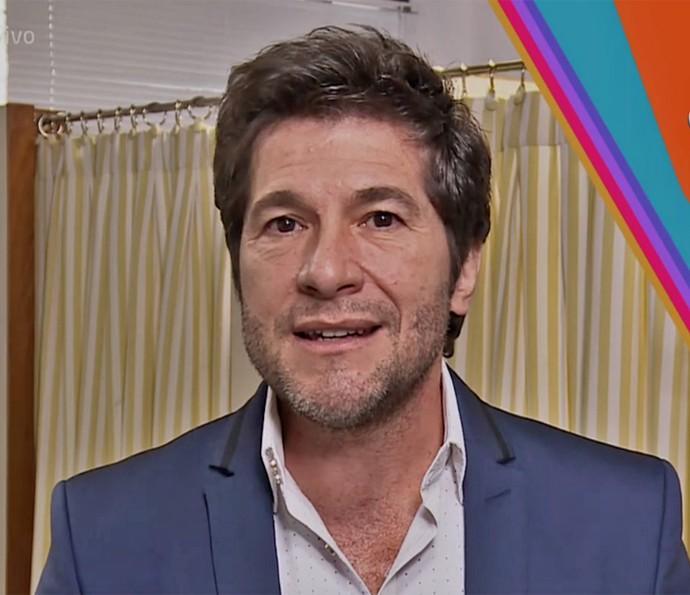 Daniel participa do 'Sincerão dos Famosos' (Foto: TV Globo)