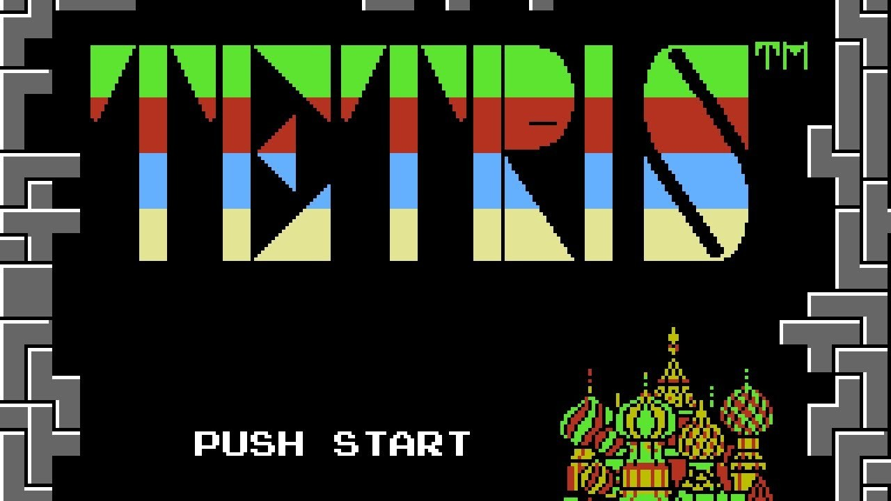 Tetris. Três filmes. Não estamos brincando.  (Foto: Reprodução)