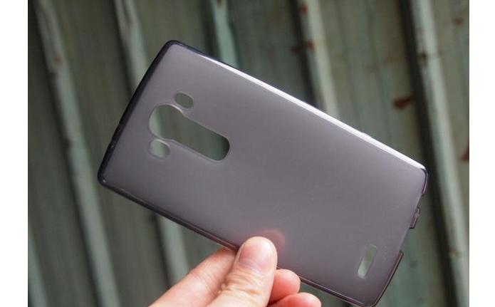 Case revela o visual do LG G4 (Foto: Reprodução PhoneArena)