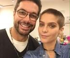 Fernando Torquatto e Isabella Santoni | Reprodução
