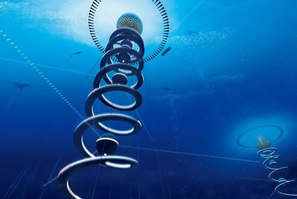 Empresa japonesa quer criar cidade submarina. Oi?