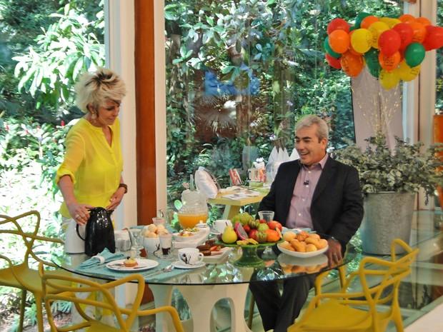 Numerólogo explica como analisar algarismos da sua casa (Foto: Mais Você / TV Globo)