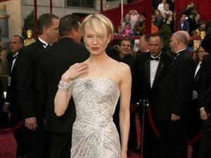 Renée Zellweger no Oscar (Foto: Getty Images)