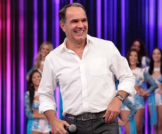 Humberto Martins é Germano, um poderoso homem de negócios (Foto: Gshow)