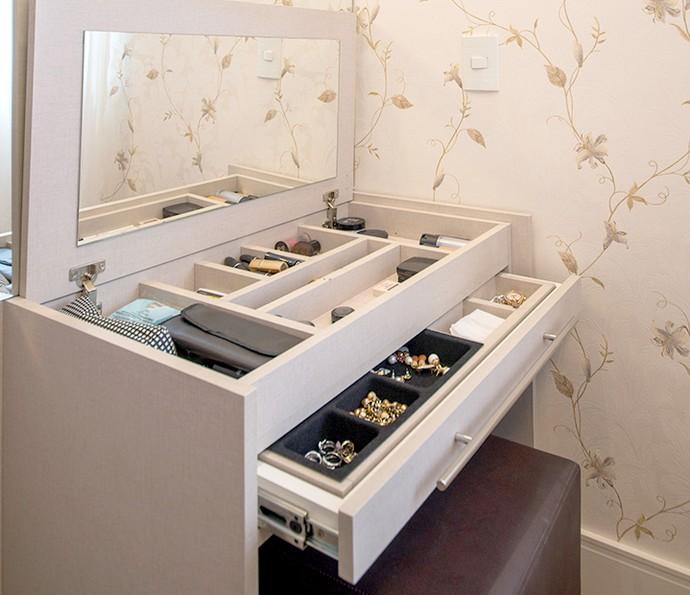 Tenha um espaço para ter um móvel multiuso e guarde todos os acessórios (Foto: Divulgação)