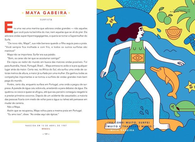 Maya Gabeira (Foto: divulgação)