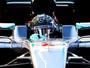Enfim de pneus macios, Rosberg põe Mercedes pela 1ª vez no topo em teste