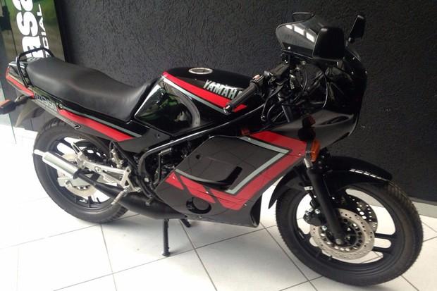 Yamaha RD350 1988 (Foto: Divulgação)