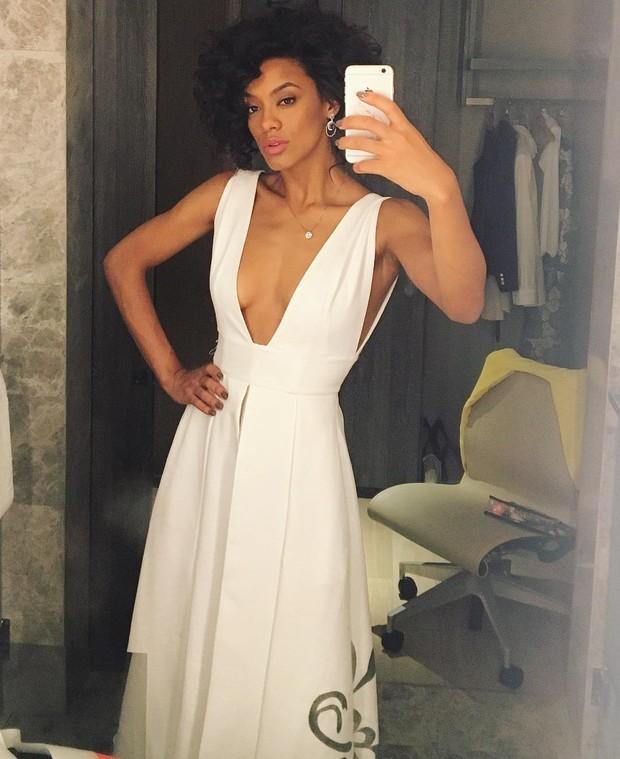 Raissa Santana (Foto: Reprodução/Instagram)