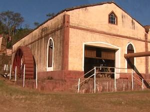 Fazenda Santa Maria foi importante produtora de café em São Carlos (Foto: Marlon Tavoni/EPTV)