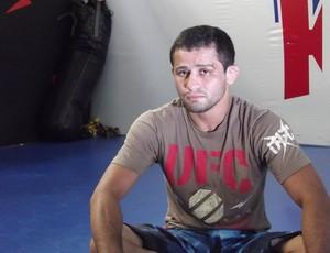 Jussier Formiga, lutador peso-mosca do UFC (Foto: Jocaff Souza)