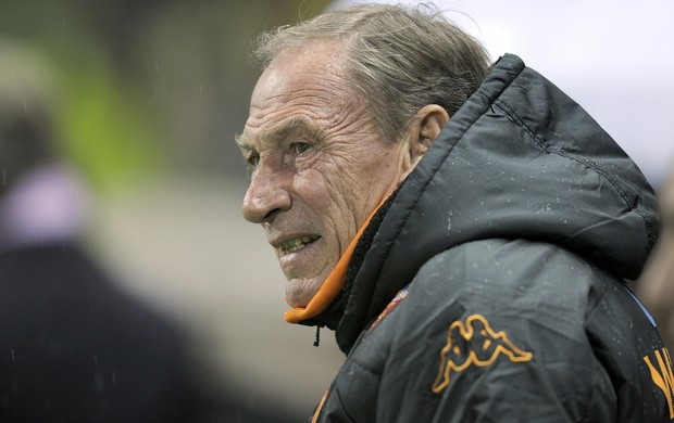 Zdenek Zeman, técnico do Roma (Foto: Getty Images)