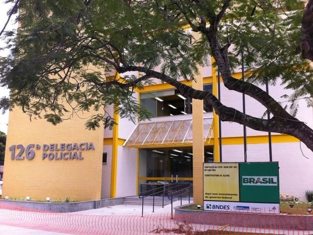 Delegacia Legal de Cabo Frio será inaugurada na próxima sexta-feira (21) (Foto: Kefrine Ramos)