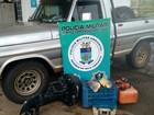 Pescador profissional e marceneiro são presos no Pantanal de MS