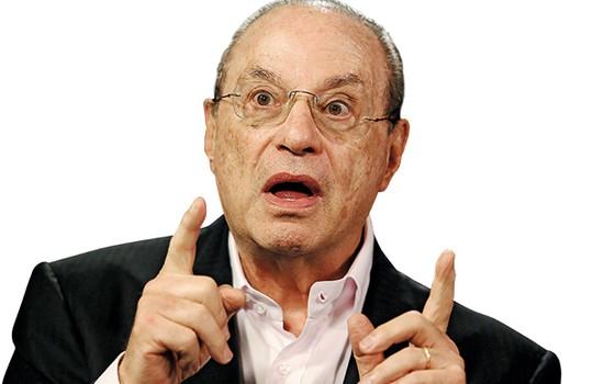 O deputado Paulo Maluf, presidente do PP paulista  (Foto: FLAVIO FLORIDO/UOL/Folhapress)