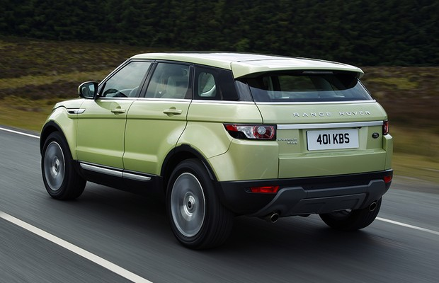 8c38136a95cf8 Avaliação  Land Rover Evoque SD4 Prestige - AUTO ESPORTE   Análises