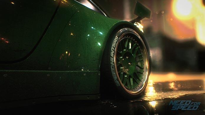Need for Speed deve trazer novo fôlego para a franquia (Foto: Divulgação/EA)