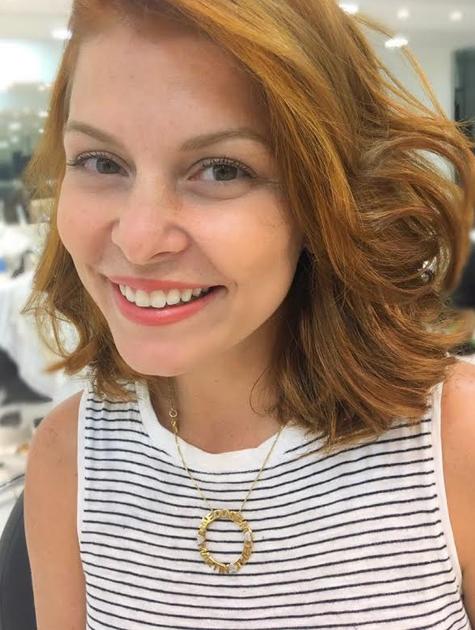 Bárbara Borges (Foto: Arquivo pessoal)