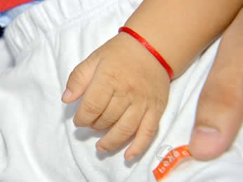 Bebê sofre de schinzel-giedion, uma síndrome muito rara. (Foto: Reprodução/TVCA)