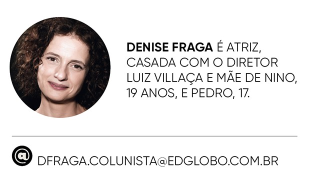 denise-denisefraga-colunista (Foto: Gabriel Rinaldi / Editora globo)