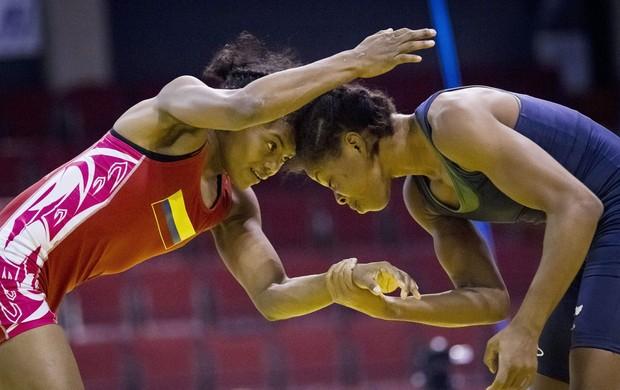 Joice Silva Wes (Foto: AFP)